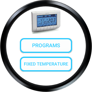 Thermostat ch140 gsm apps on google play for App fantini cosmi ch140gsm