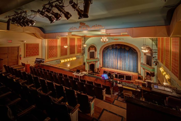 Historic Everett Theatre courtesy of Northwest Music Scene