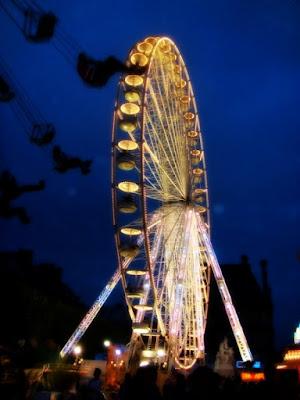 La grande roue di Duddola
