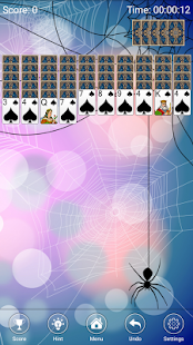 Spider Solitaire 2018 New - náhled