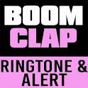 Boom Clap Ringtone and Alert icon