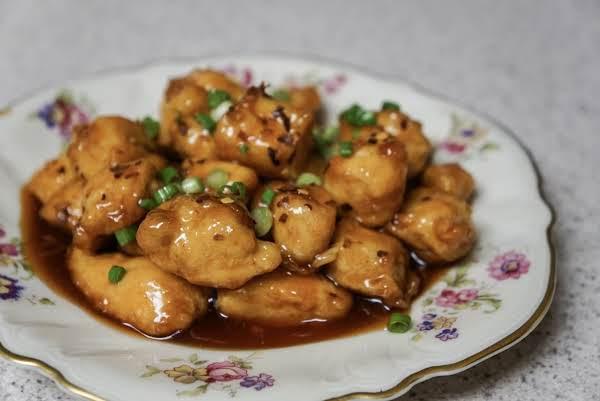 Spicy Honey Chicken Recipe