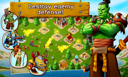 Clash of Dragons 1.24 screenshot 97036