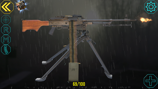 eWeaponsu2122 Simulateur d'armes  captures d'u00e9cran 1