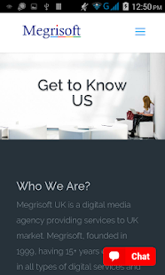 Megrisoft UK- screenshot thumbnail