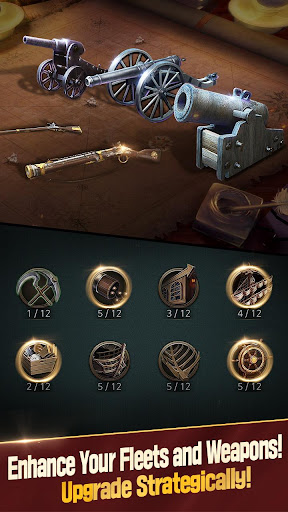 Oceans & Empires screenshot 2