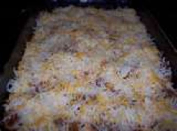 Bake until cheese is melted and Enjoy :)   Tip: You can use Both chicken...