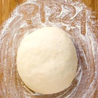 The Best Homemade Pizza Dough Recipe Card Recipe
