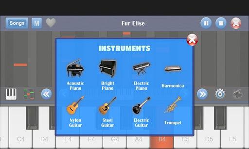 Piano Music Free 1.2 screenshots 3