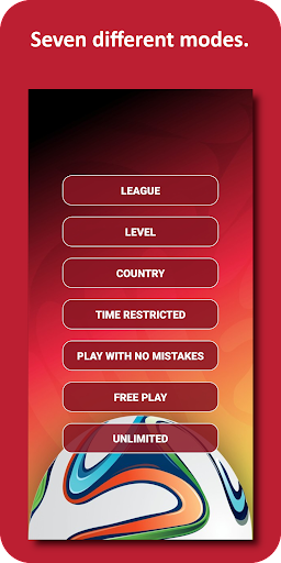 Soccer Logo Quiz 1.0.14 screenshots 4