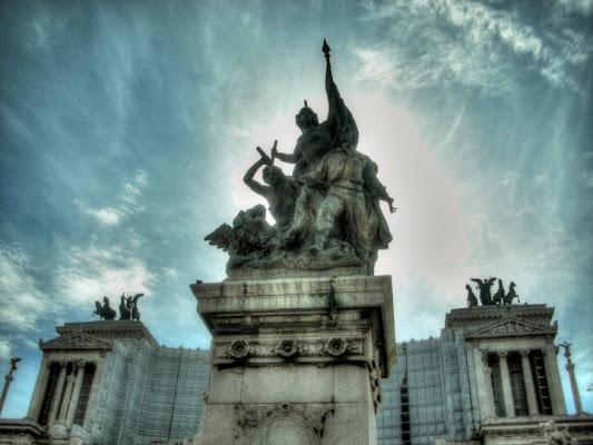ROMA Caput Mundi di Maccarrone Alfredo