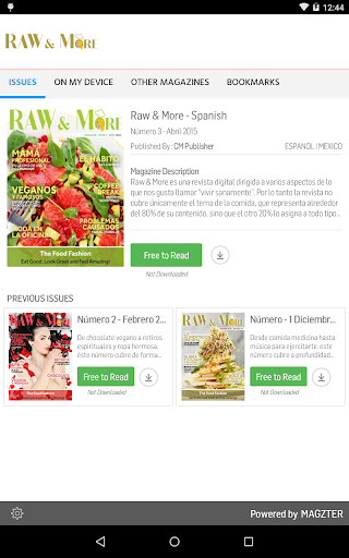Raw More - Spanish
