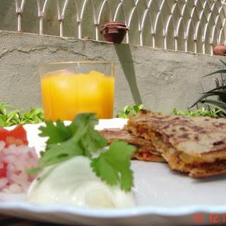 Fajita's - Indian Style