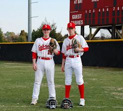 Photo: 2011 Varsity Catchers