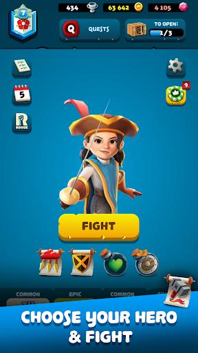 Knockdown Heroes 0.3.8 screenshots hack proof 2