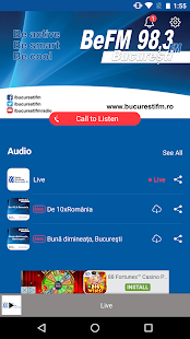 BucurestiFM - náhled