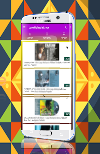 500+ Lagu Lawas Malaysia screenshot 3