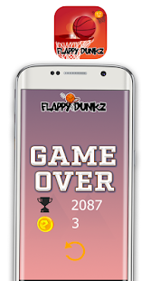 Dunk Basketball - náhled