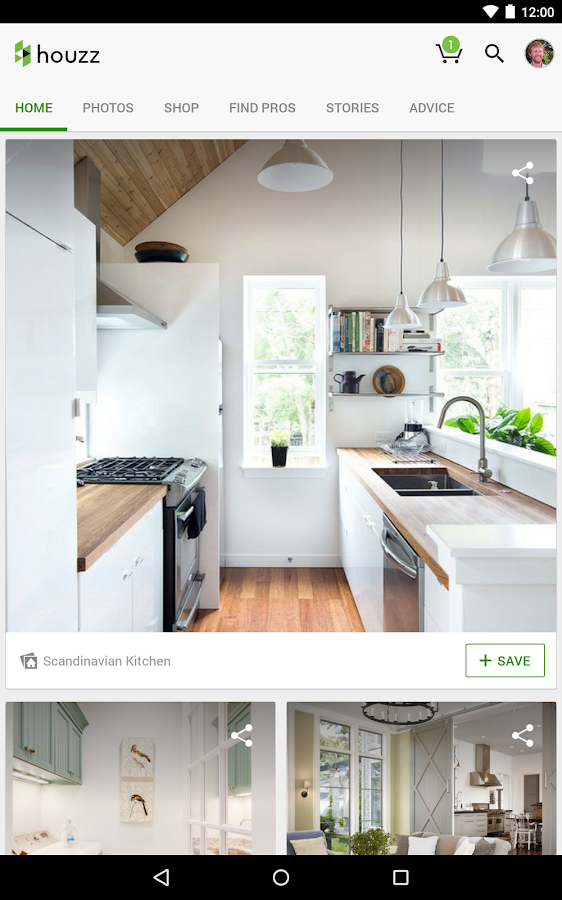 Houzz interior design ideas android apps on google play Interior design ideas app
