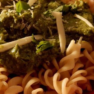 Broccoli Pesto.