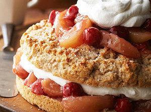 Anytime Winter Shortcake Recipe