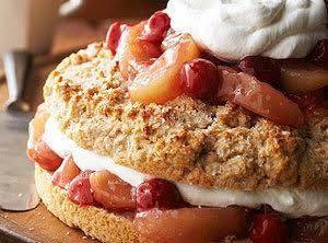 Anytime Winter Shortcake Recipe