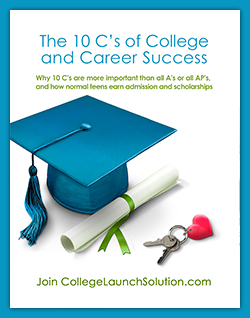 The 10 Cs of College and Career Success