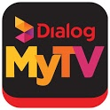 Dialog MyTV - Live Mobile Tv icon