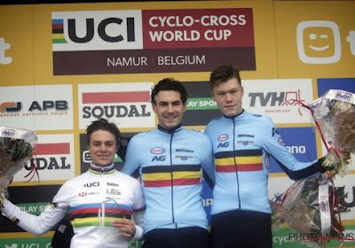 Belgische zege bij de junioren in Namen, wereldkampioen Ben Tulett tweede