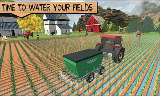 USA Farming Sim 19  trampa 8