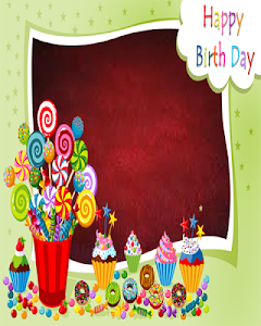 birthday photo frames cake1 screenshot 1