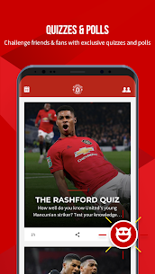Manchester United Official App 7.0.6 Mod APK Updated 3
