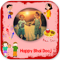 Bhai Dooj Photo Frame & DP Maker 2019 icon