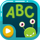 ABC English Learning Videos for Kids icon