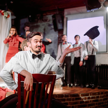 Wedding photographer Andrey Sukhinin (asuhinin). Photo of 15.02.2018