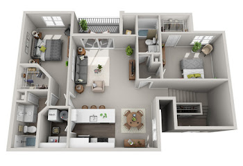 Go to Limoges Plus Floorplan page.