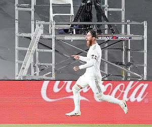 🎥 Une nouvelle ligne au palmarès personnel de Sergio Ramos
