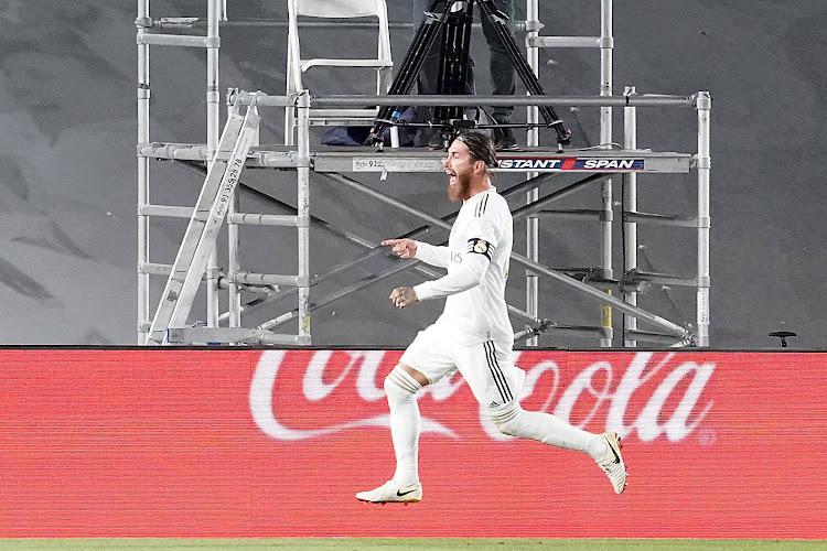 """Sergio Ramos déçu après l'élimination en Ligue des Champions : """"nous sommes le Real Madrid et nous sommes obligés de tout gagner"""""""