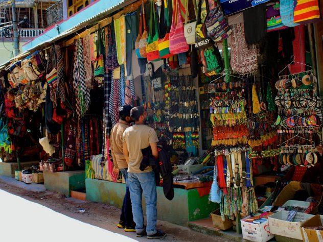 Shopping Binge - Things to do in Kasol