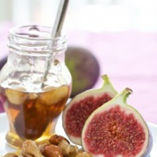 Figs with Nuts and Honey.