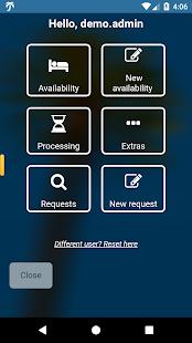 Sobarenta Instant App - náhled