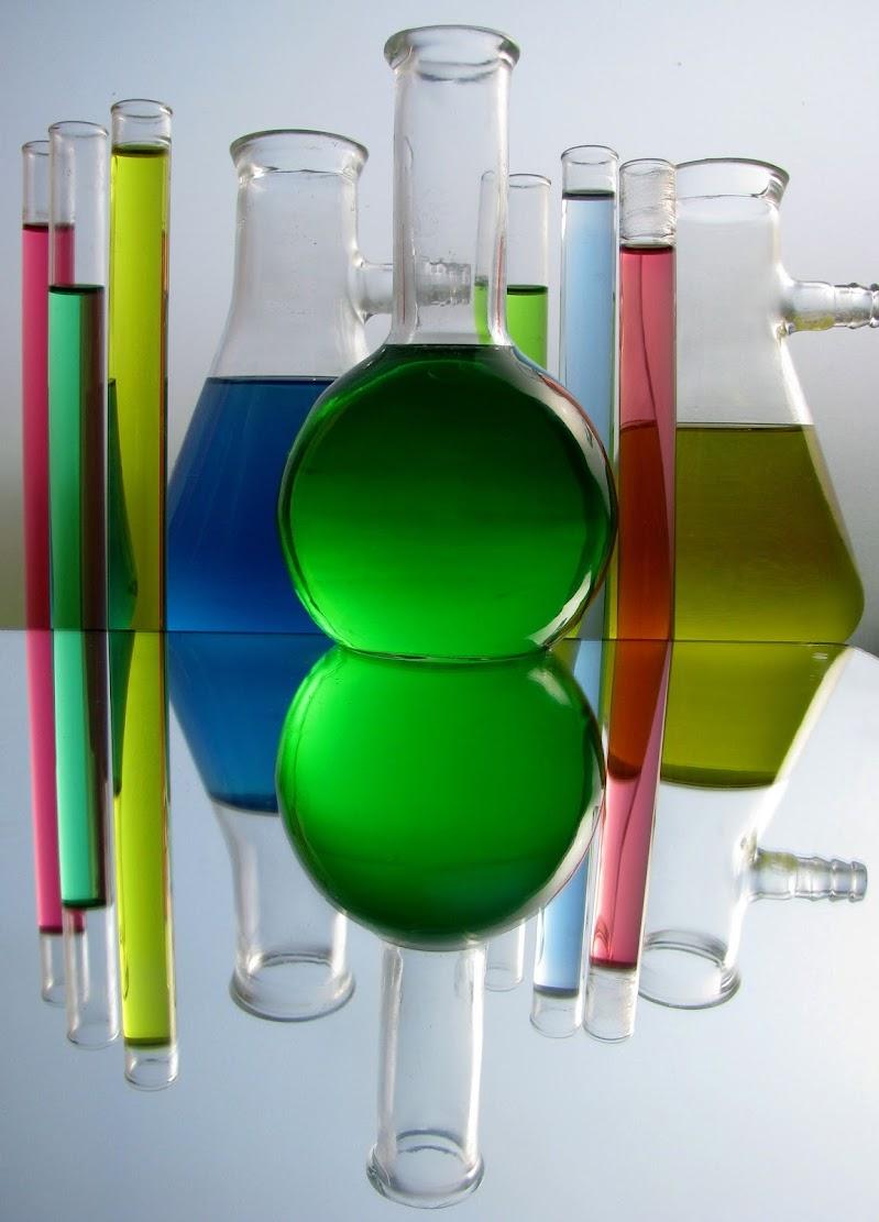 Colourful Chemistry di Elisabetta Di Girolamo
