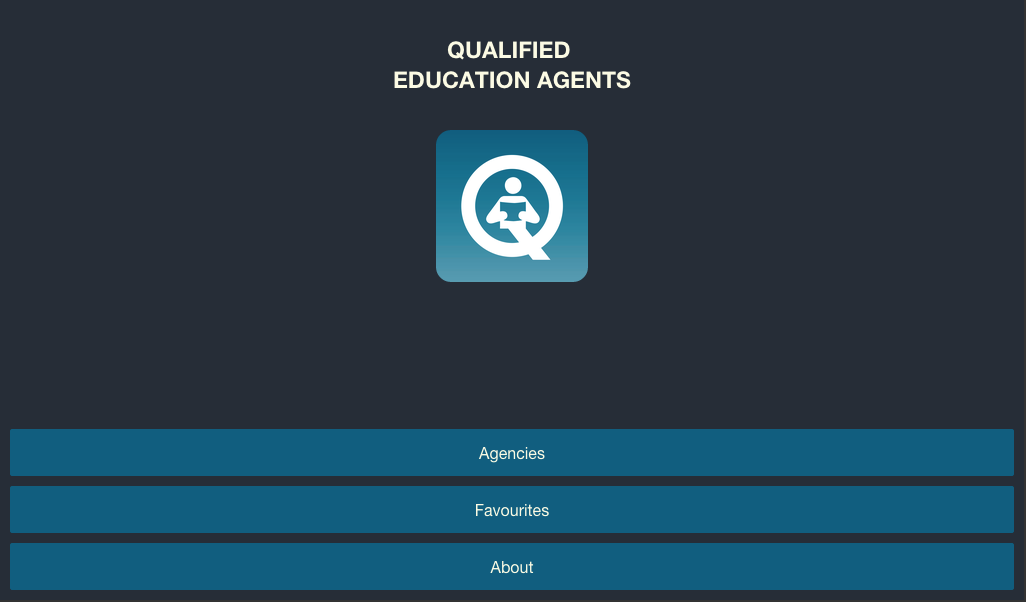 Qualified Education Agents- screenshot