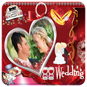 Love photo frames - collage maker