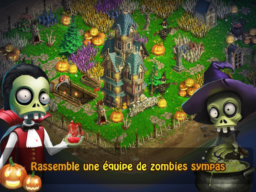 Zombie Castaways  captures d'écran 1