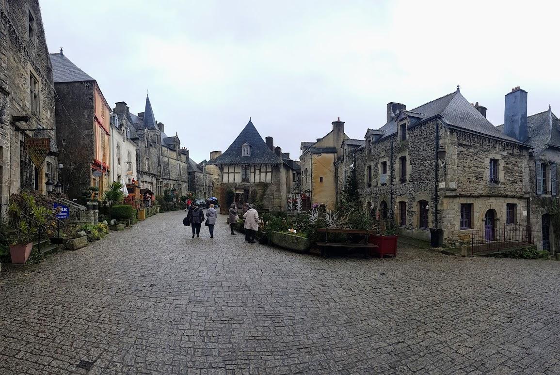 Pueblos bonitos de Bretaña, Rochefort en Terre