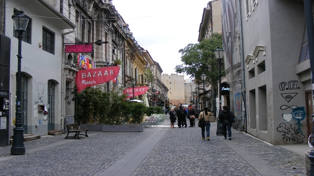 Old Town Bucharest