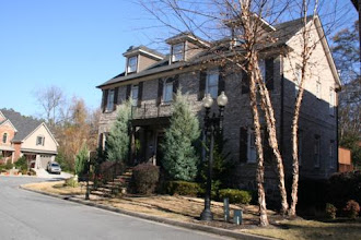 Photo: New Homes And Street Atlanta,Ga.