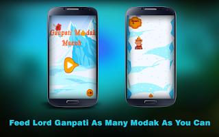 Screenshot of Ganpati Live Wallpaper & Game