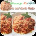 Tomato and Garlic Pasta icon